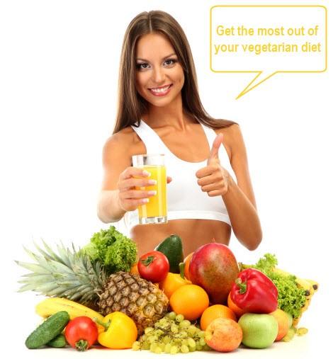 Vegetarian Diet- Is It Sufficient?