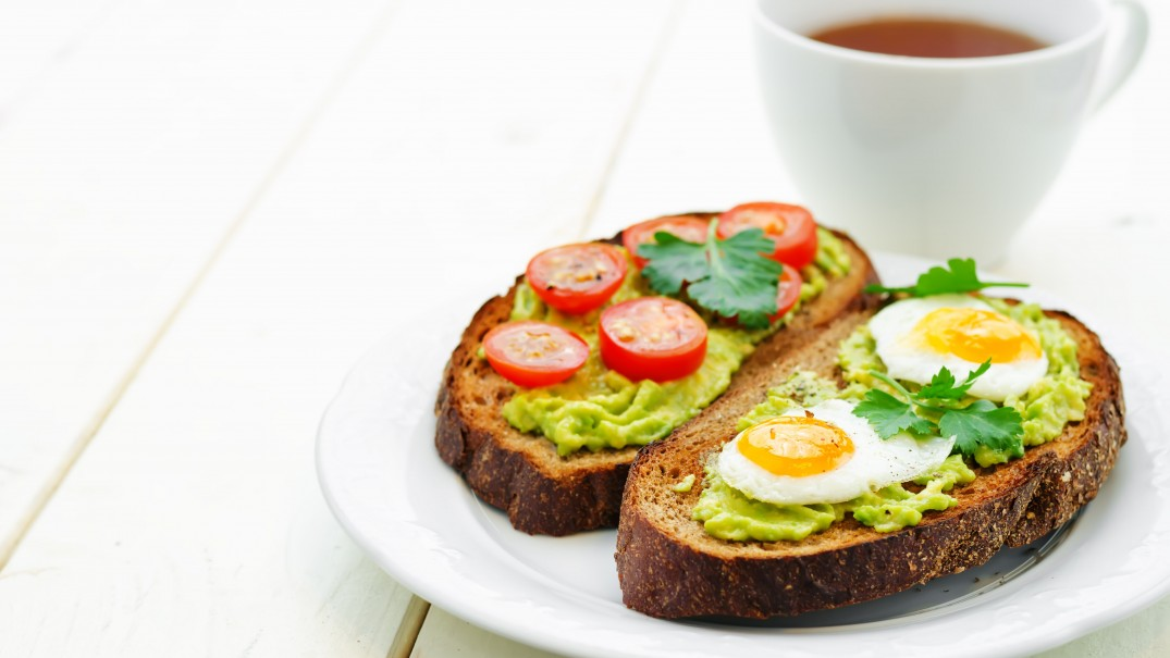 Avocado And Toast