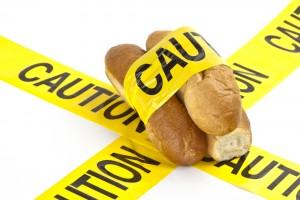 Dietary warning