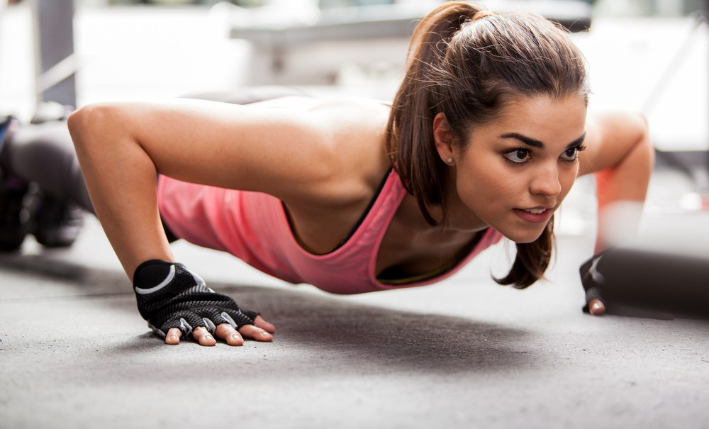high intensity exercise