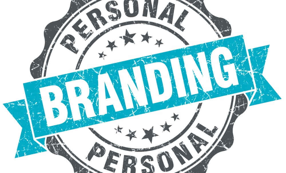 Building your own Personal Brand