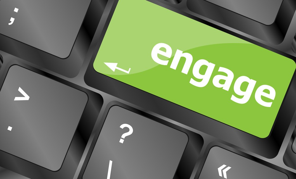 Engagement with Your Audience