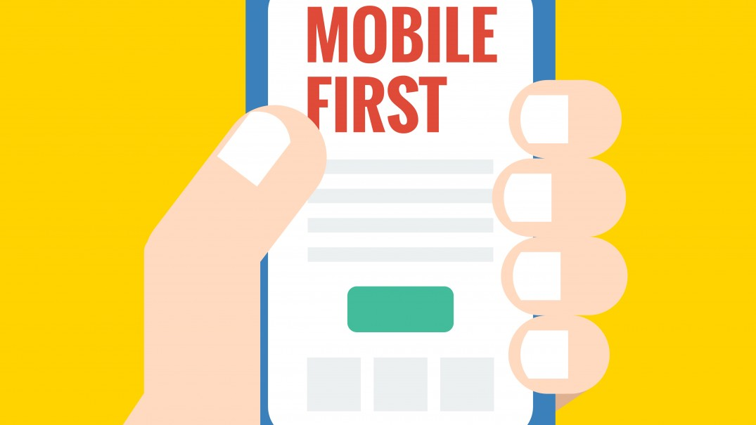 Mobile First and Ends at Mobile Only