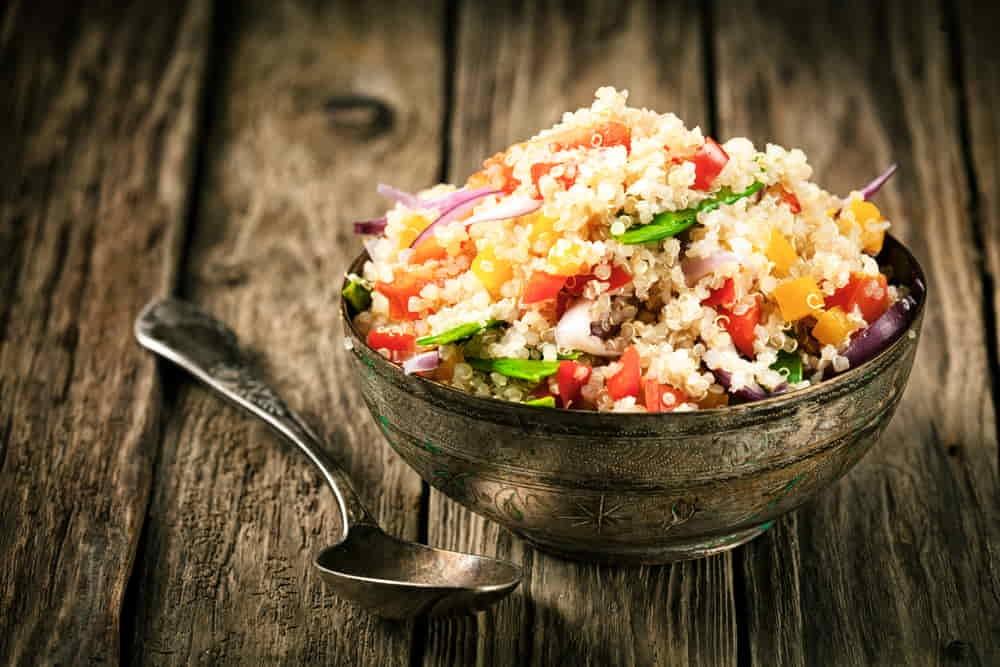 The 6 Best Vegetarian Protein Sources
