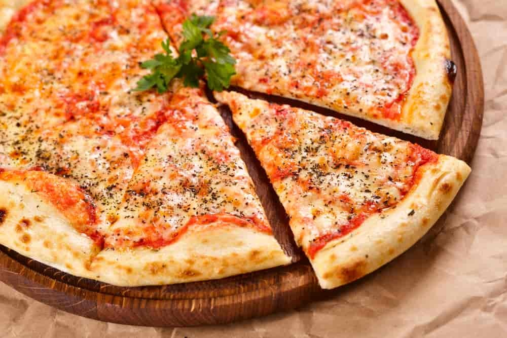 Quick Tips For Building A Healthier Pizza