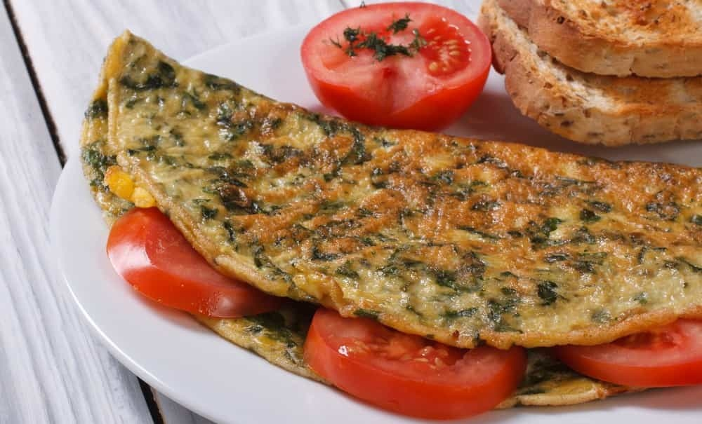 Bring Veggies Into Your Morning Meal