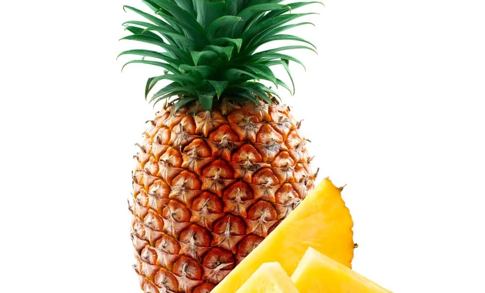 The best sources include papaya, pineapple, along with mango