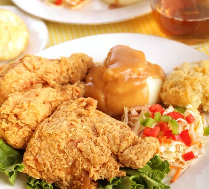 southern-style diet