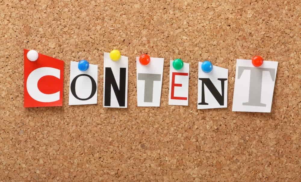 Build Content