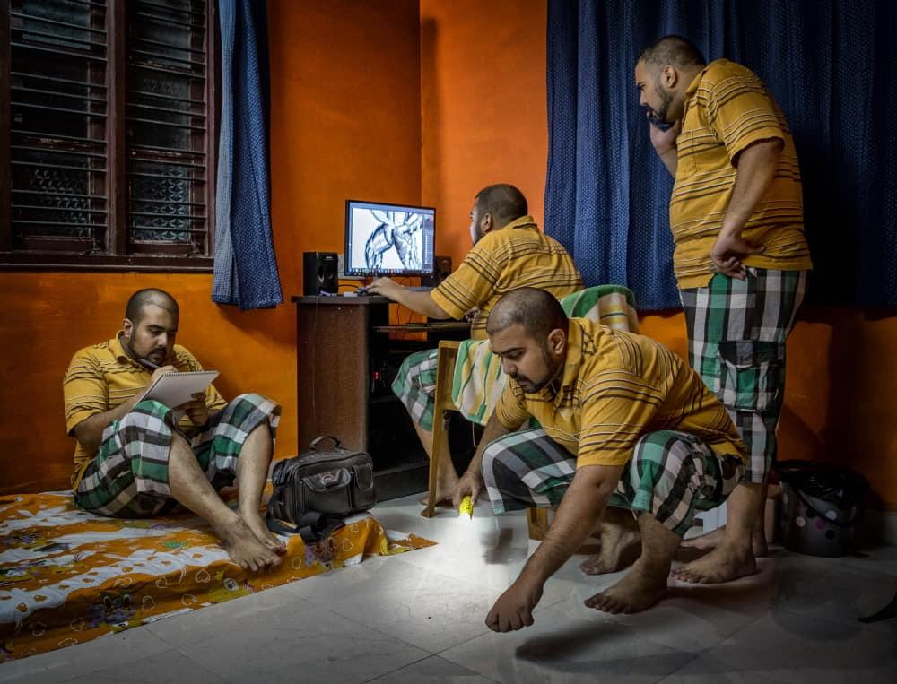 cloning, shaw academy, irfan hussain, photoshop