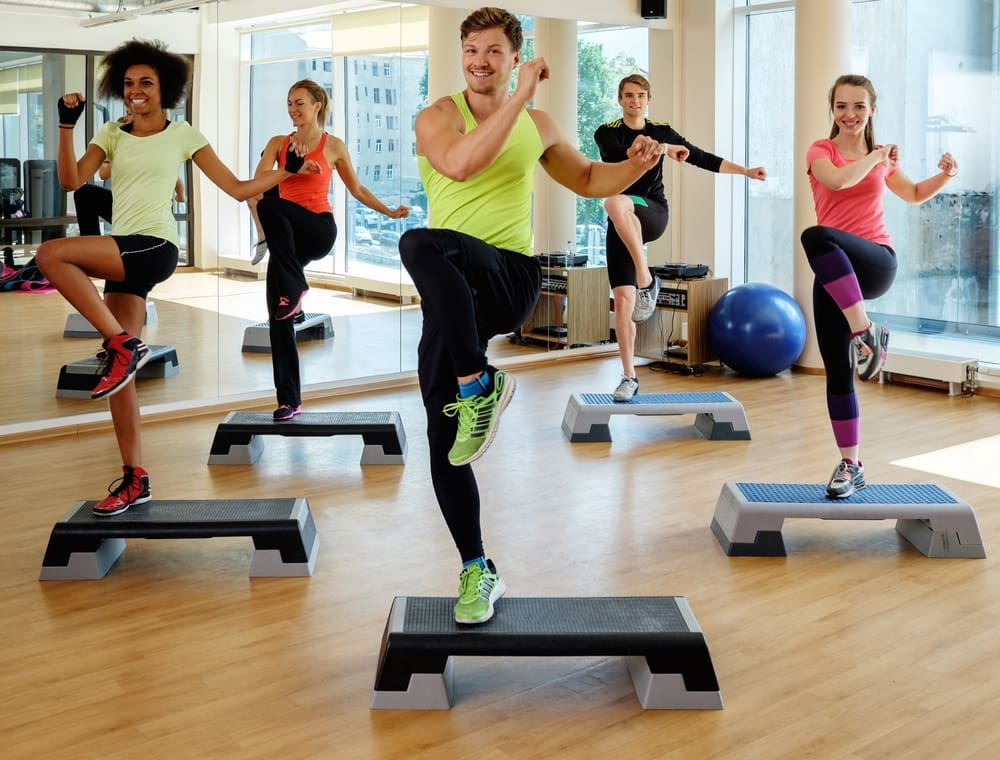 How Getting Physical with Aerobics Can Help