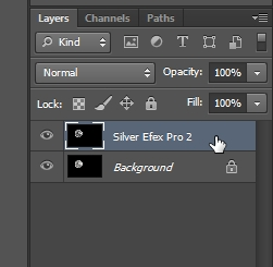 select silver efex layer