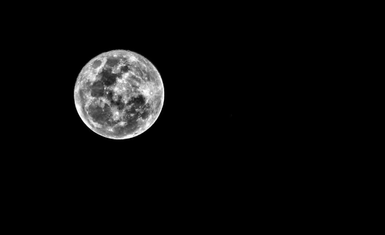 moon photography tutorial