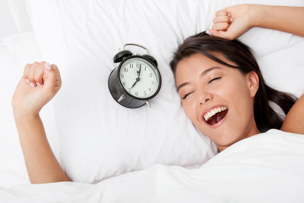 5 Amazing Benefits of a Good Night's Sleep