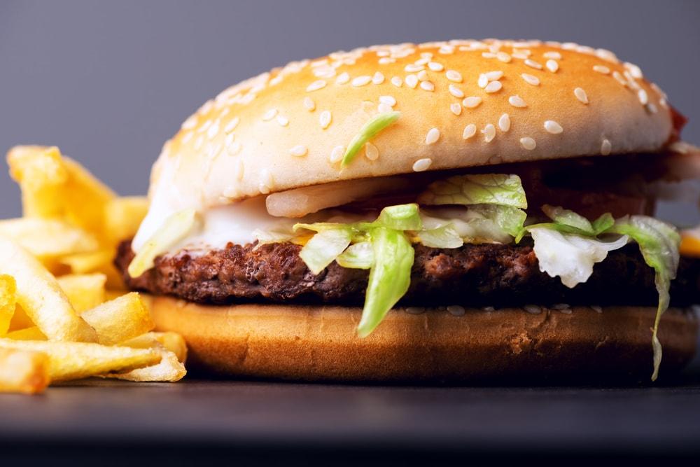 McDonald's Burger