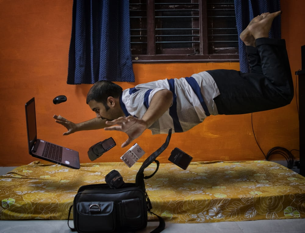 Levitation Photography Tutorial: Make Everything Float in Air