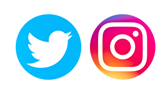 Image result for instagram and twitter
