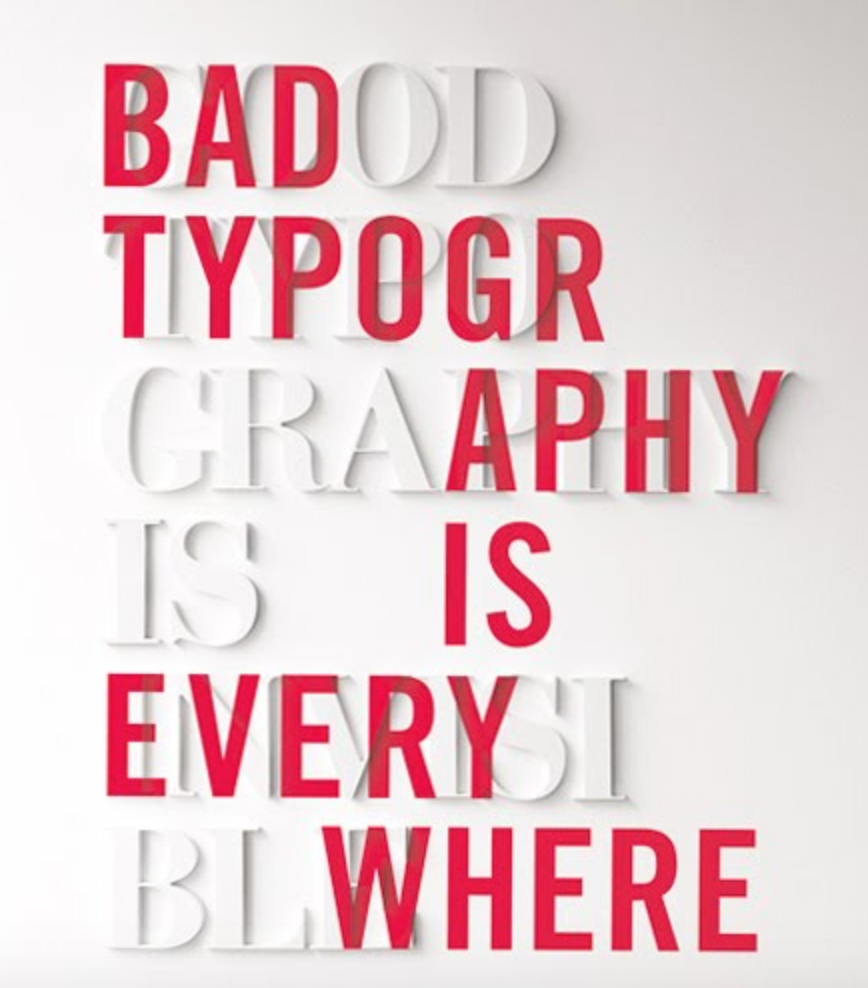 Typography Design Guide: The Rules & Terms Every Designer Must Know