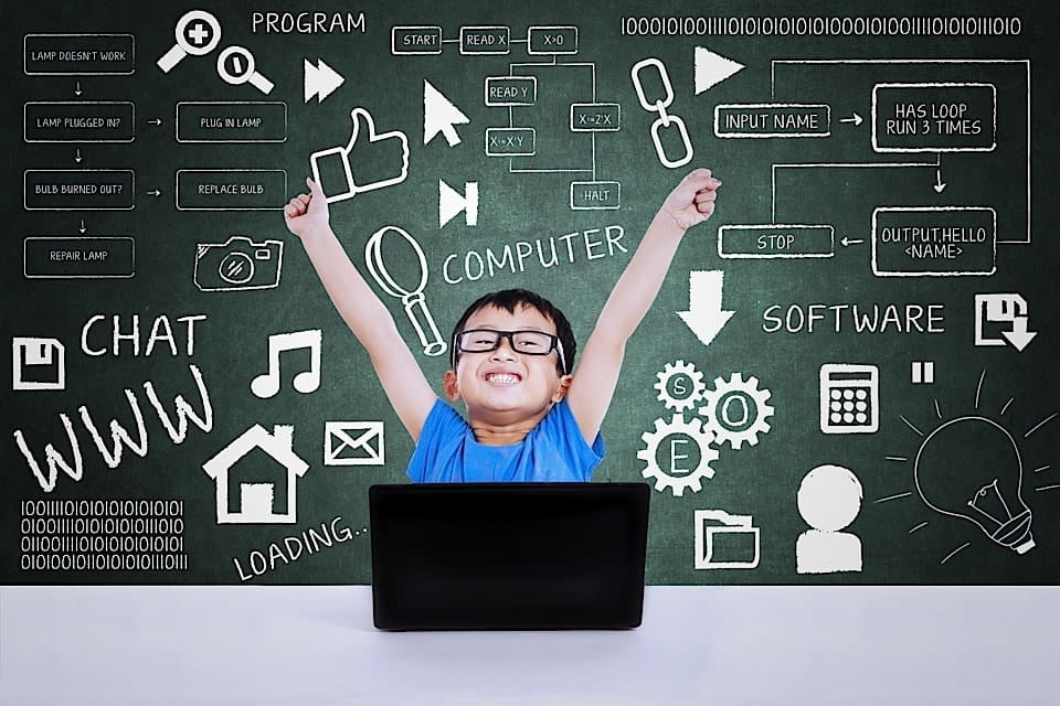 Coding for Kids – 10 Reasons Why Children Should Learn It